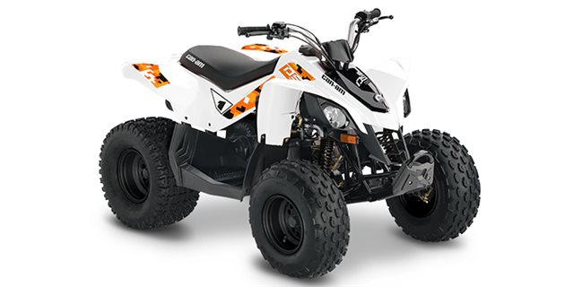 2021 Can-Am DS 90 at Riderz