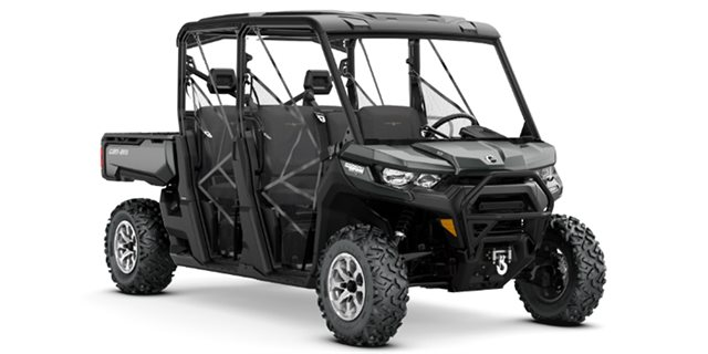 2020 Can-Am Defender MAX Lone Star at Jacksonville Powersports, Jacksonville, FL 32225