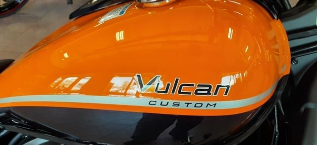 2021 Kawasaki Vulcan 900 Custom at Santa Fe Motor Sports