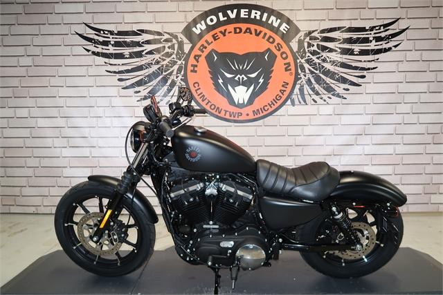 2021 Harley-Davidson Cruiser XL 883N Iron 883 at Wolverine Harley-Davidson
