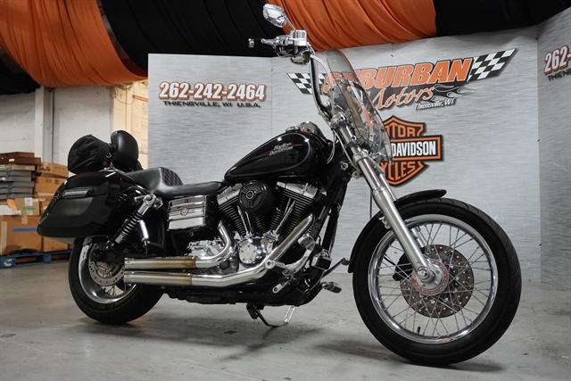 2009 Harley-Davidson Dyna Glide Low Rider at Suburban Motors Harley-Davidson