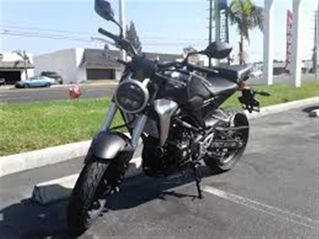 2019 Honda CB300R Base at Kent Motorsports, New Braunfels, TX 78130