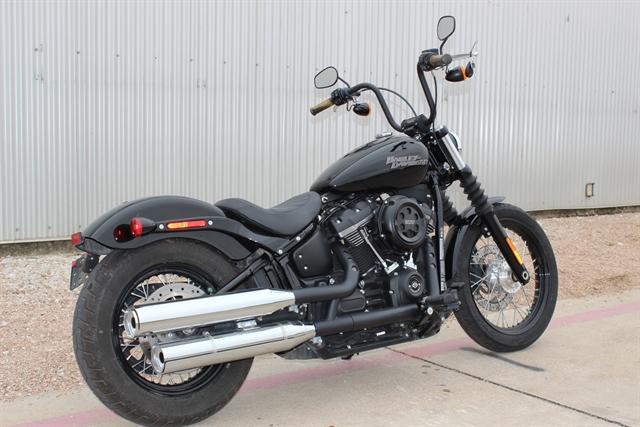 2018 Harley-Davidson Softail Street Bob at Gruene Harley-Davidson