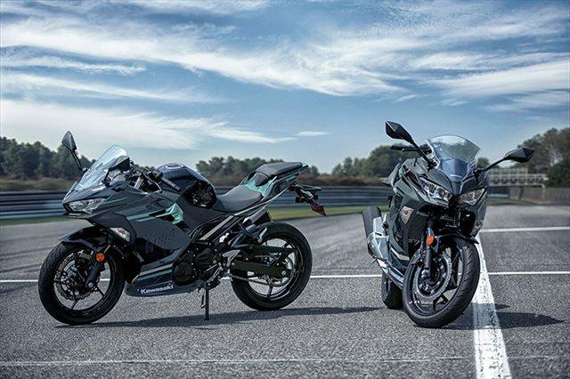 2020 Kawasaki Ninja 400 Base at Ehlerding Motorsports