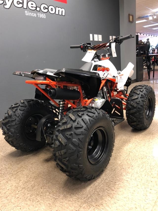 2020 Kayo PREDATOR 125 at Sloans Motorcycle ATV, Murfreesboro, TN, 37129