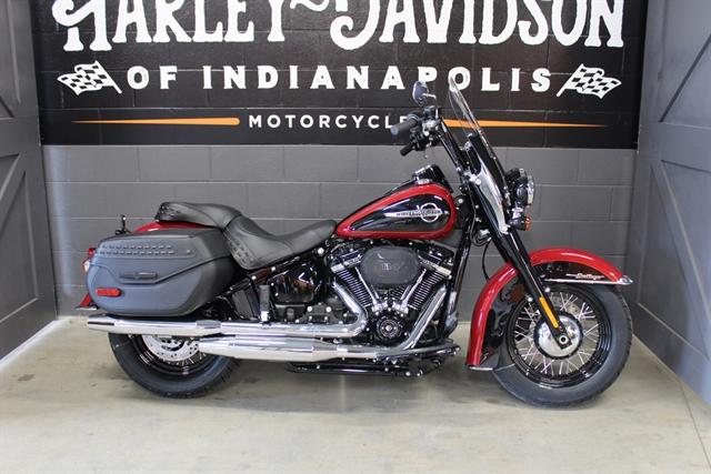 2020 Harley-Davidson Touring Heritage Classic 114 at Harley-Davidson of Indianapolis