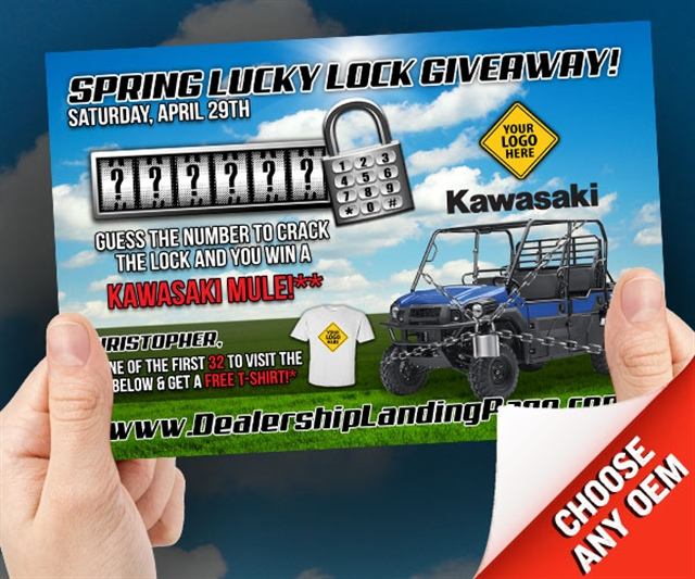 Spring Lucky Lock Powersports at PSM Marketing - Peachtree City, GA 30269