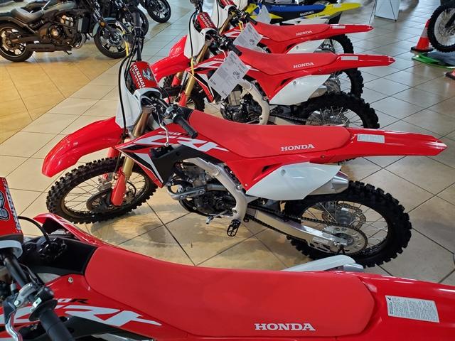 2021 Honda CRF 250R at Sun Sports Cycle & Watercraft, Inc.