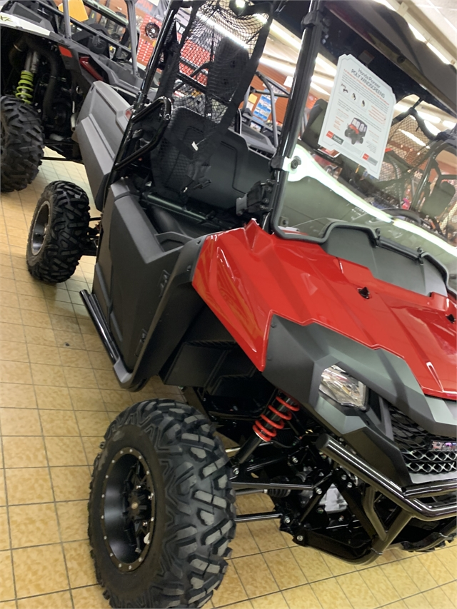 2021 Honda Pioneer 700 Deluxe at Southern Illinois Motorsports