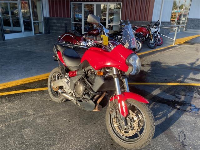 2008 Kawasaki Versys Base at Lynnwood Motoplex, Lynnwood, WA 98037