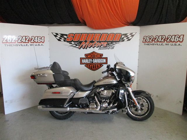 2018 HD FLHTK at Suburban Motors Harley-Davidson
