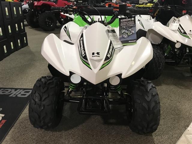 2019 Kawasaki KFX 50 at Dale's Fun Center, Victoria, TX 77904