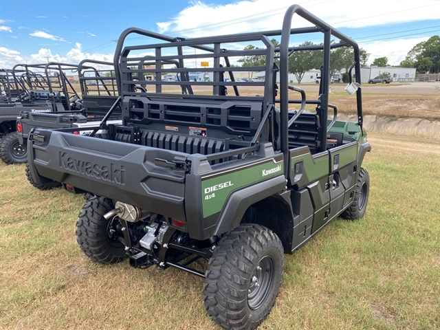 2021 Kawasaki Mule PRO-DXT Diesel EPS at Dale's Fun Center, Victoria, TX 77904