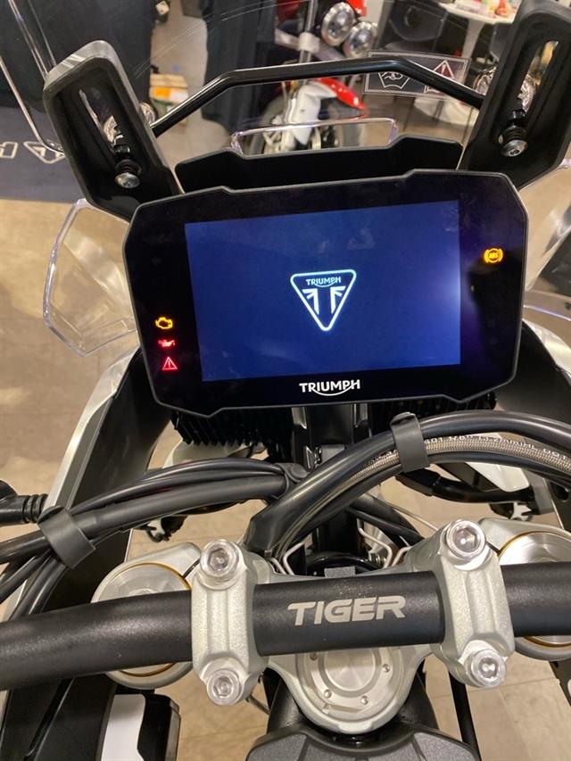 2020 Triumph Tiger 900 Rally Pro at Tampa Triumph, Tampa, FL 33614