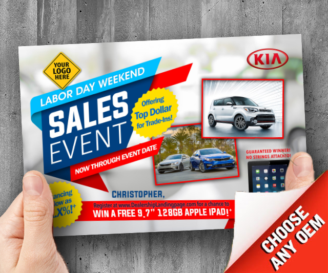 Labor Day Automotive at PSM Marketing - Peachtree City, GA 30269