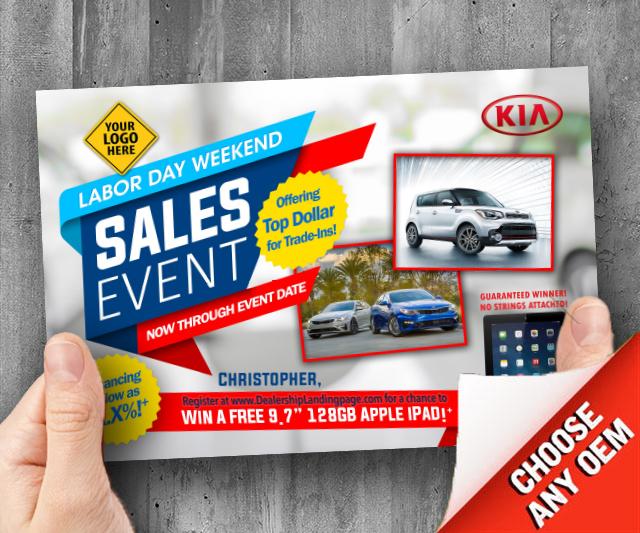 Labor Day Automotive at PSM Marketing - Peachtree City, GA 30269