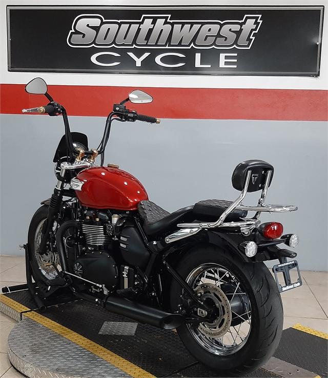 2018 Triumph Bonneville Speedmaster Base at Southwest Cycle, Cape Coral, FL 33909