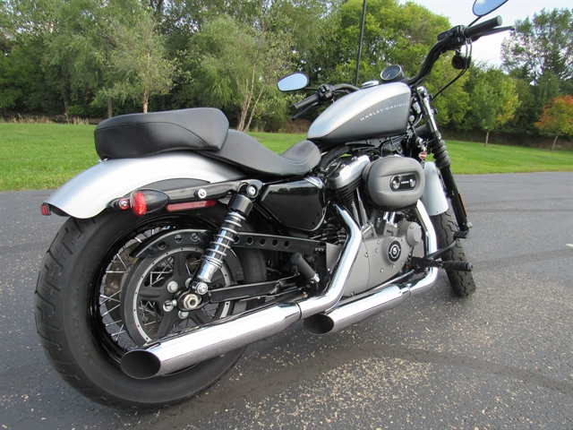 2008 Harley-Davidson Sportster 1200 Nightster at Conrad's Harley-Davidson
