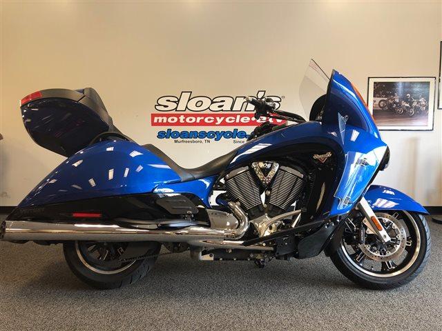 2016 Victory Vision Base at Sloans Motorcycle ATV, Murfreesboro, TN, 37129