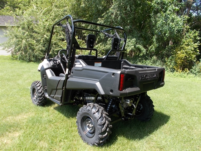 2020 Honda Pioneer 700 Base at Nishna Valley Cycle, Atlantic, IA 50022
