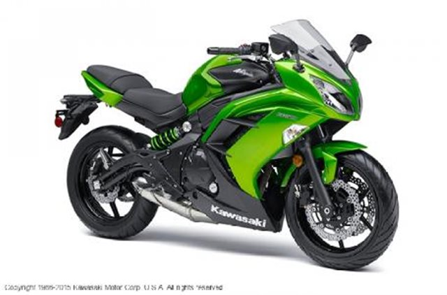 2015 Kawasaki Ninja 650 at Pete's Cycle Co., Severna Park, MD 21146