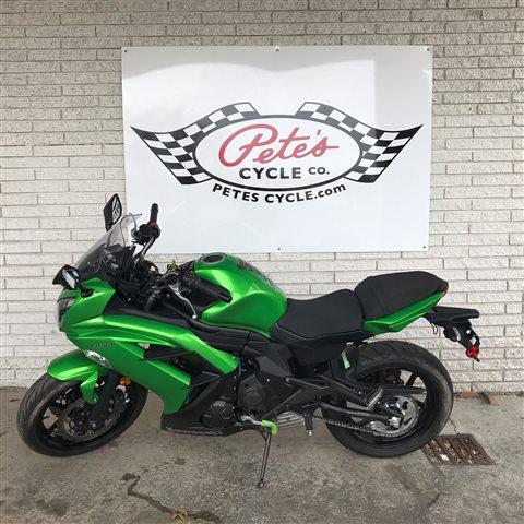 2015 Kawasaki Ninja 650 at Pete's Cycle Co., Severna Park, MD 21146