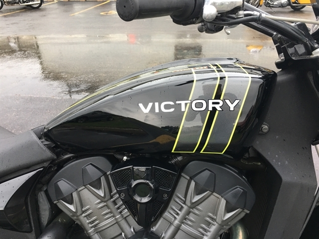 2017 Victory Octane Base at Randy's Cycle, Marengo, IL 60152