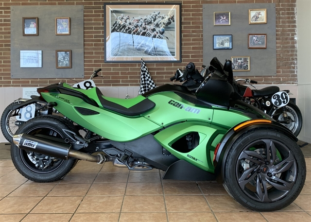 2013 Can-Am Spyder at South East Harley-Davidson