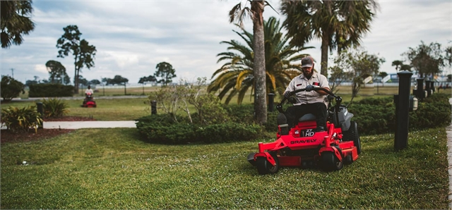 2021 GRAVELY ZT HD 44 at Bill's Outdoor Supply