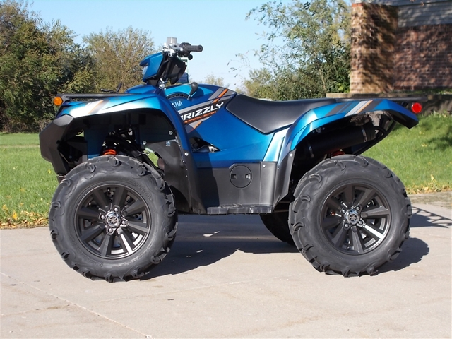 2019 Yamaha Grizzly EPS SE at Nishna Valley Cycle, Atlantic, IA 50022