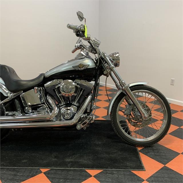 2003 Harley-Davidson FXSTDI at Harley-Davidson of Indianapolis