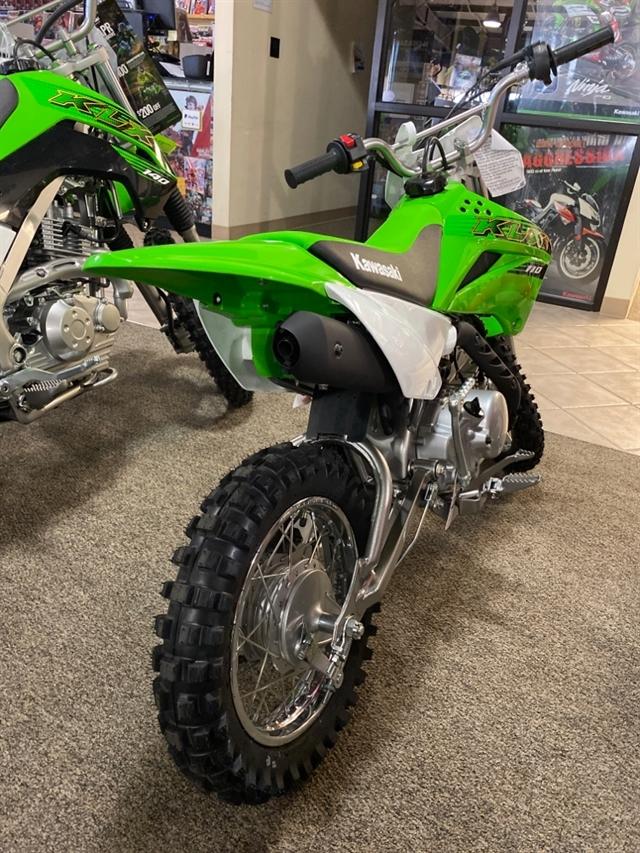 2020 Kawasaki KLX 110 at Dale's Fun Center, Victoria, TX 77904