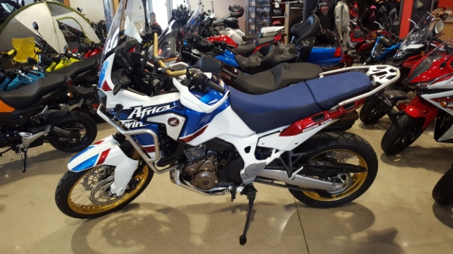 2018 Honda Africa Twin Adventure Sports DCT at Genthe Honda Powersports, Southgate, MI 48195