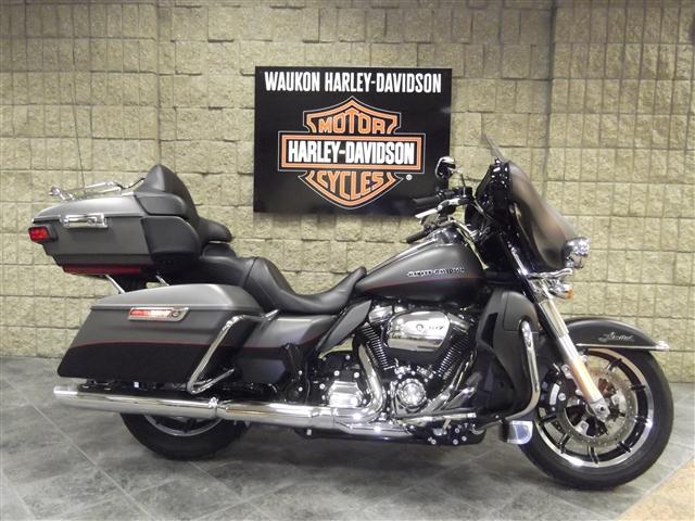 2018 Harley-Davidson Electra Glide Ultra Limited Low