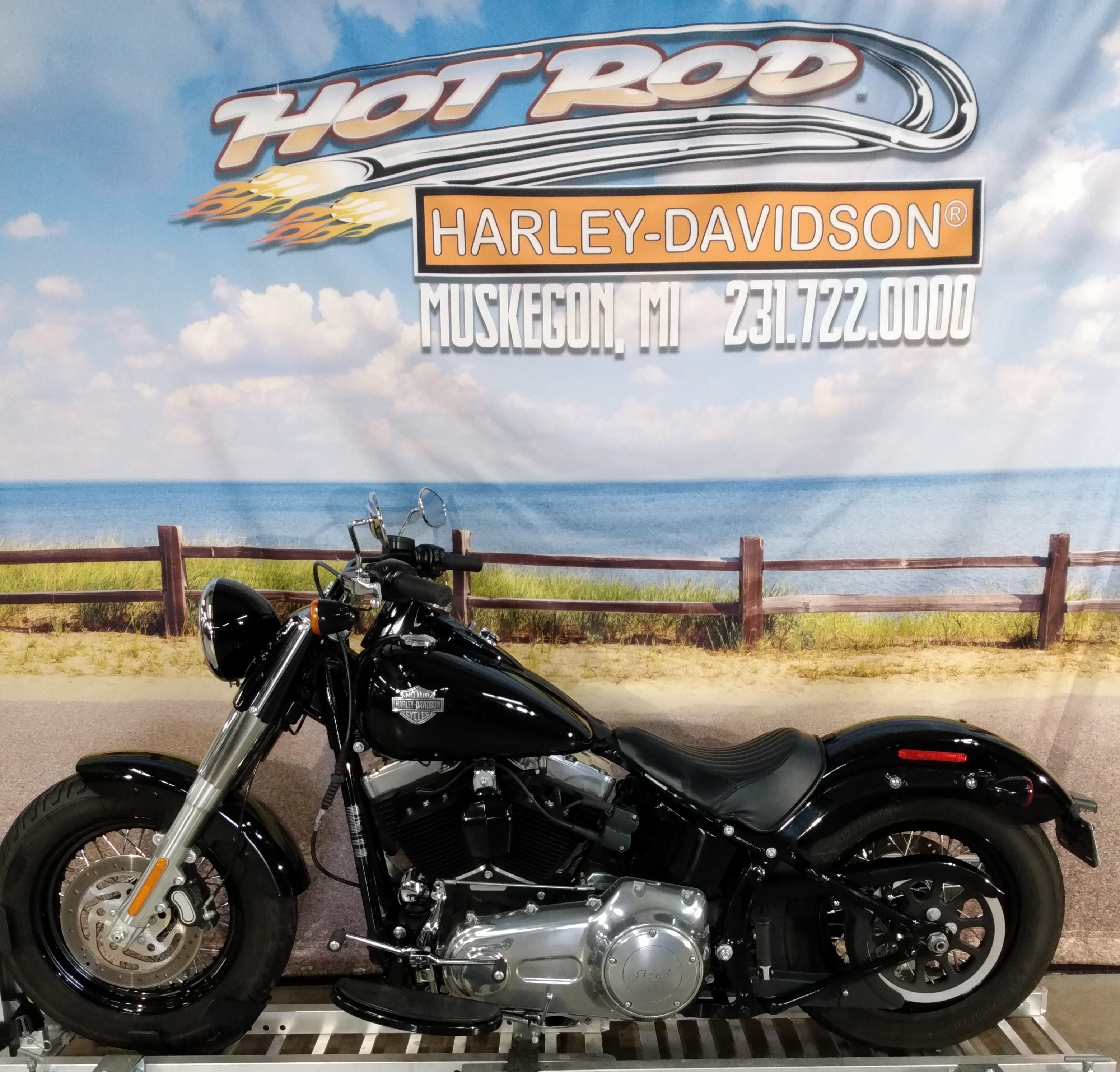 2014 Harley-Davidson Softail Slim at Hot Rod Harley-Davidson
