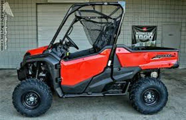 2017 Honda Pioneer 1000 EPS at Kent Powersports of Austin, Kyle, TX 78640