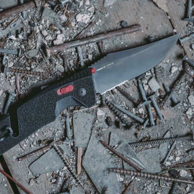 2020 SOG Knife at Harsh Outdoors, Eaton, CO 80615
