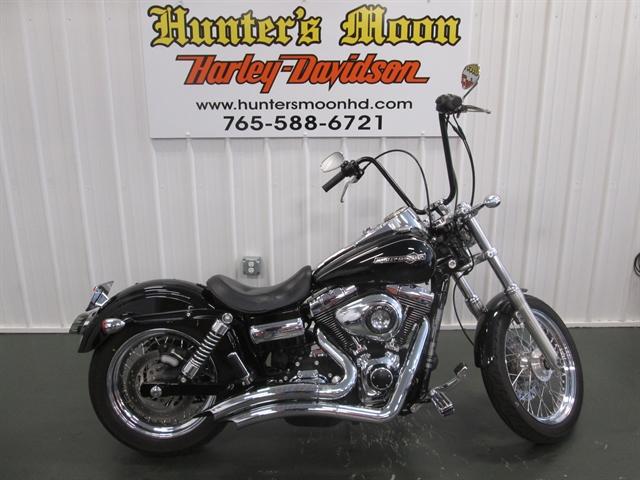 2011 Harley-Davidson Dyna Glide Super Glide Custom at Hunter's Moon Harley-Davidson®, Lafayette, IN 47905
