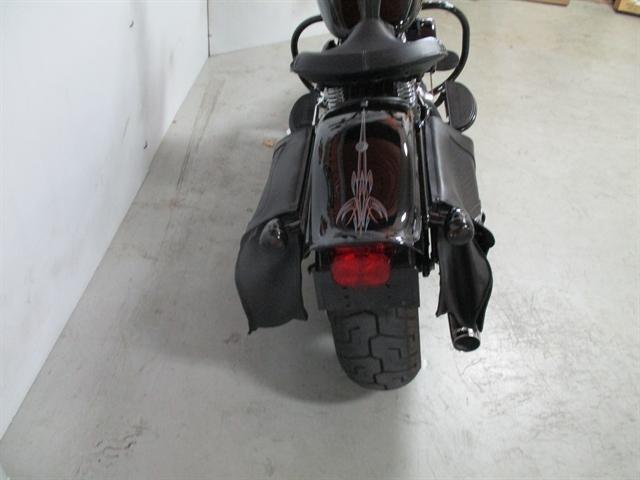 2008 Harley-Davidson Softail Cross Bones at Suburban Motors Harley-Davidson