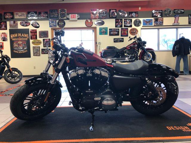 2019 Harley-Davidson Sportster Forty-Eight at High Plains Harley-Davidson, Clovis, NM 88101