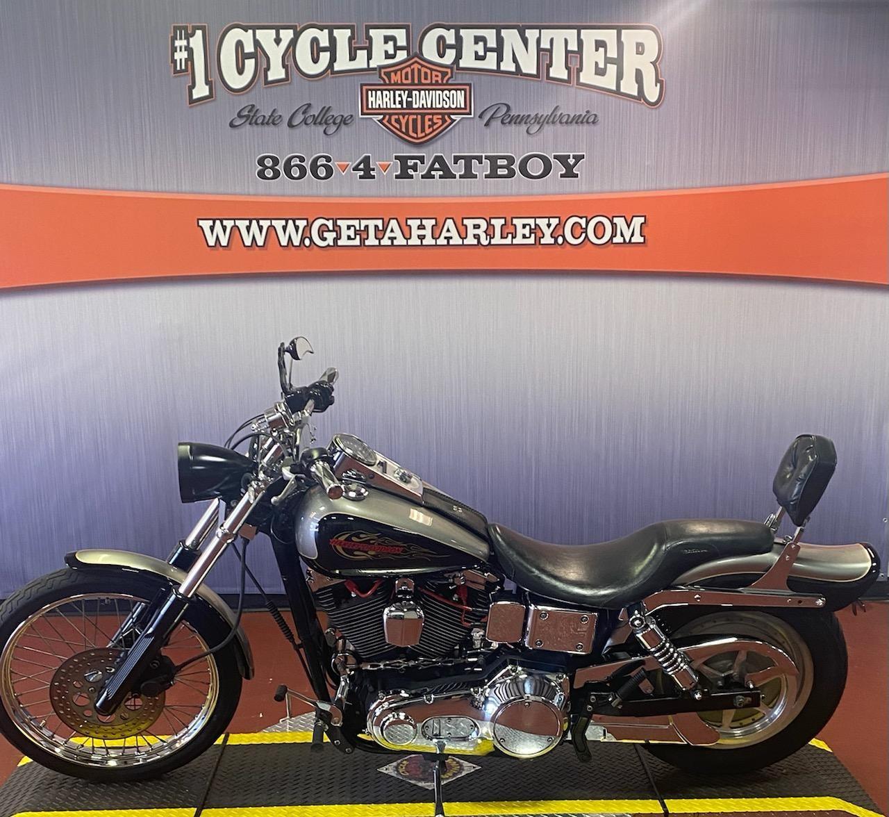 1997 Harley-Davidson FXDWG at #1 Cycle Center Harley-Davidson