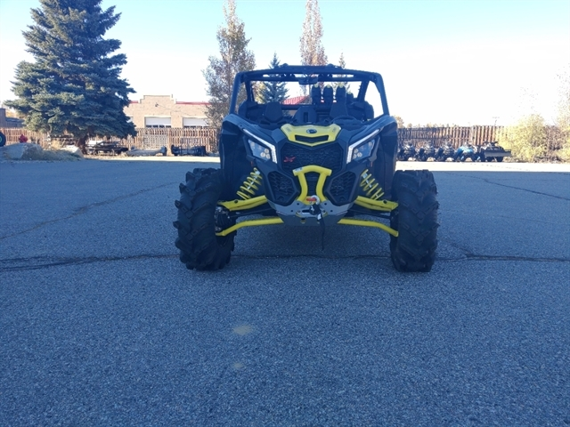 2019 Can-Am Maverick X3 X mr TURBO at Power World Sports, Granby, CO 80446