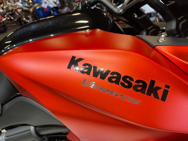 2016 Kawasaki Versys 650 ABS at Martin Moto