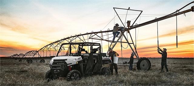 2021 Polaris Ranger Crew XP 1000 Premium at Polaris of Ruston