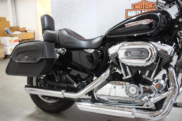 2009 Harley-Davidson Sportster 1200 Custom at Suburban Motors Harley-Davidson
