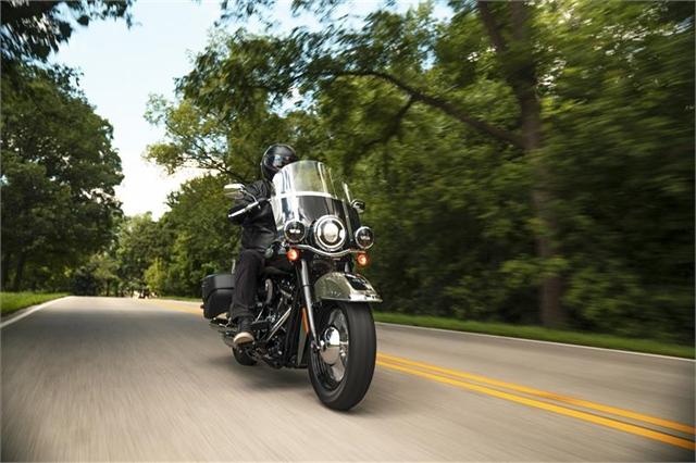 2021 Harley-Davidson Touring FLHCS Heritage Classic 114 at Thunder Harley-Davidson
