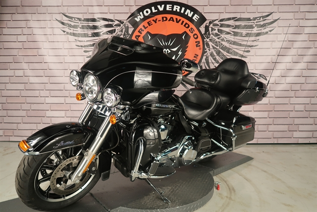 2015 Harley-Davidson Electra Glide Ultra Limited at Wolverine Harley-Davidson