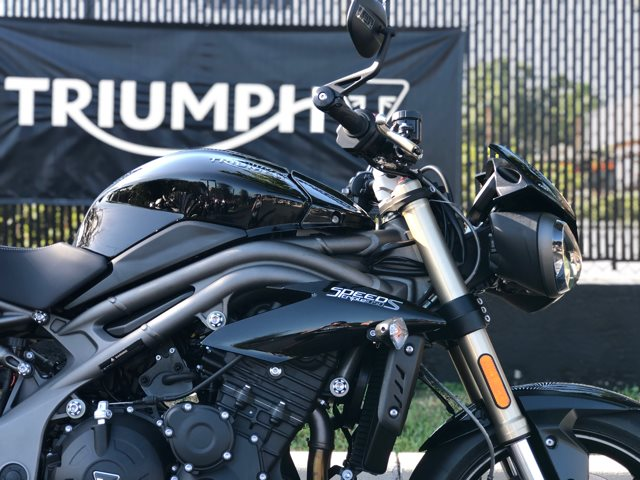 2019 Triumph Speed Triple S at Tampa Triumph, Tampa, FL 33614