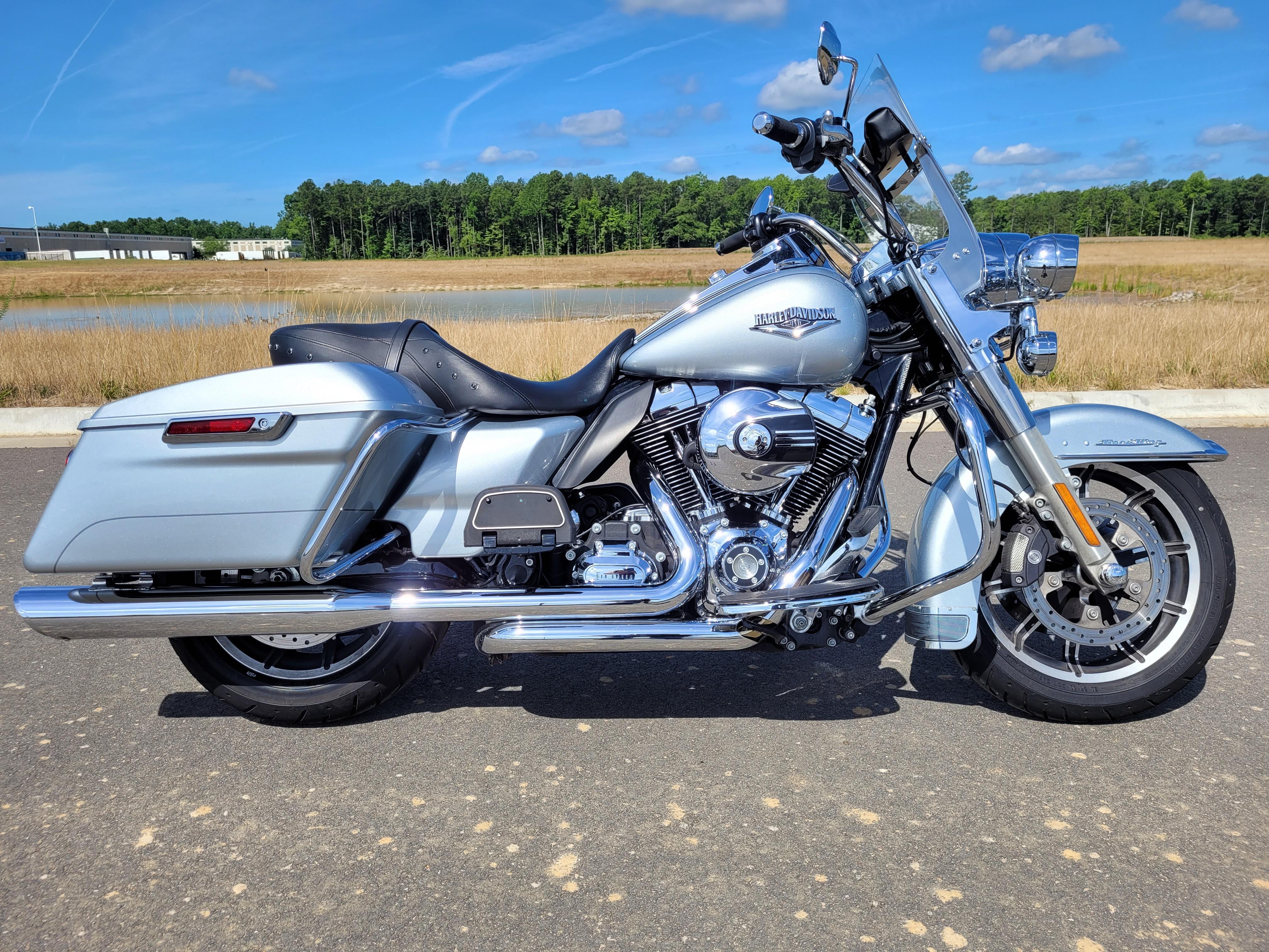 2014 Harley-Davidson Road King Base at Richmond Harley-Davidson