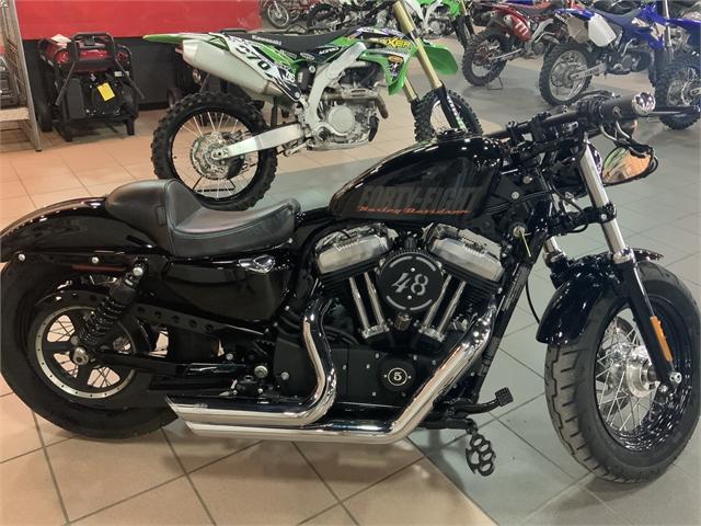 2014 Harley-Davidson Sportster Forty-Eight at Midland Powersports